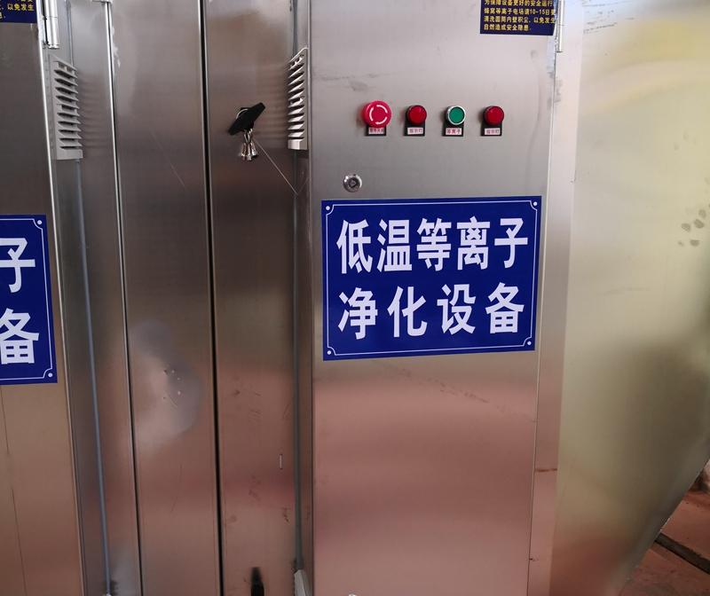 低温等离子处理器