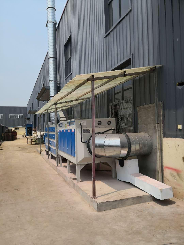 阎良区喷漆废气处理项目