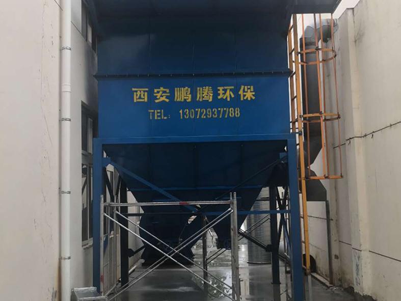 布袋除尘器新项目